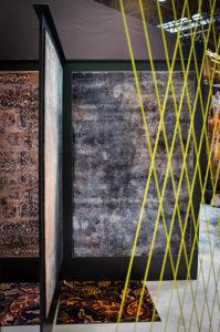 Euroshop PXL Carperts, Teppichdruck Interieur