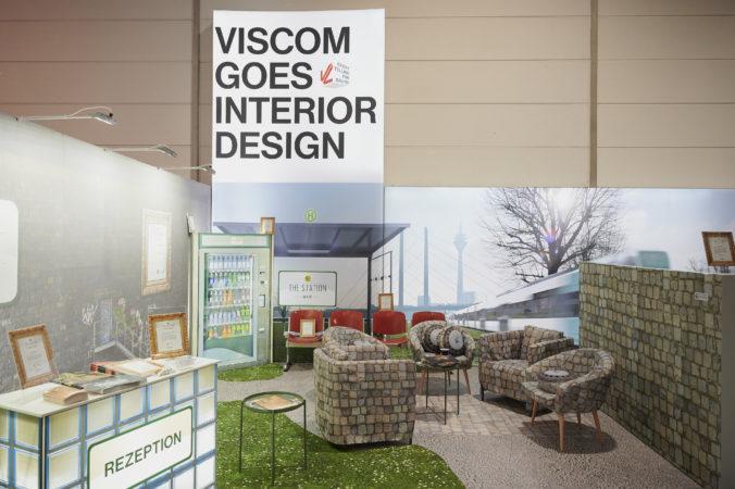 Photofabrics beeindruckt mit Digitaldrucken für Konzepthotel